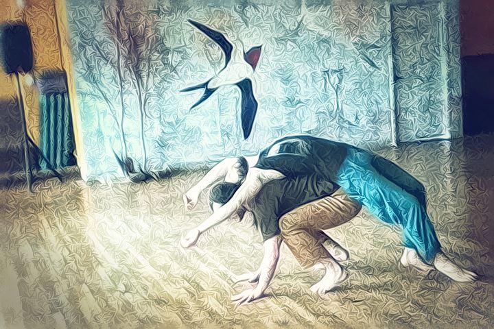 Wonder Contact Improvisational Dance